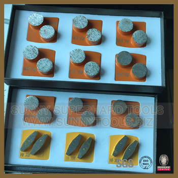 Redi lock Diamond Grinding disc floor Redi-lock Diamond
