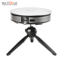 DLP 4k multimedia office data show home movie theatre digital cinema smart portable mini <strong>projector</strong> for android