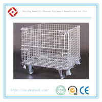 China Supplier Industrial Wire Mesh Intermediate Bulk Container
