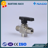Gear Operated Heavy Duty Trunnion Mounted Ball Valve
