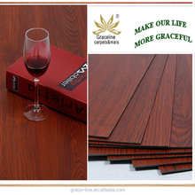 Waterproof durable healthy 2mm interlock click lvt pvc vinyl <strong>flooring</strong>