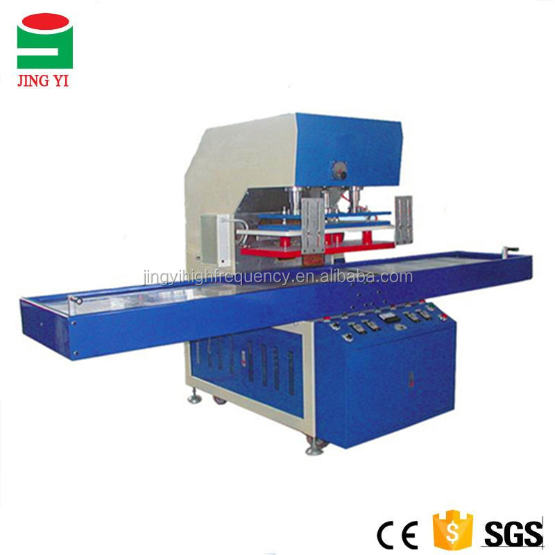 Automatic High Frequency Synchronal Fusing and welding Machine (JY8000QHZD-R)