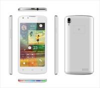 OEM Factory China MTK6572 RAM 512MB ROM 4GB Dual SIM Card 1200Mah Battery 4.5 inch A2 Mobile Phone