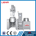 Cosmetic Mixer Cream Making Machine Vacuum Mixing Equipment