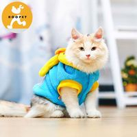 Hot sale funny designer cat clothes