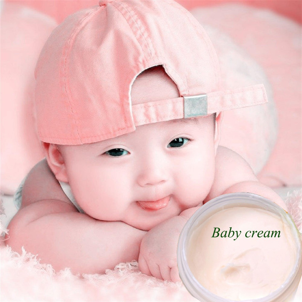 Best moisturizer for baby product skin whitening face care milk cream OEM