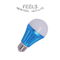 super bright led bulb 7W a60