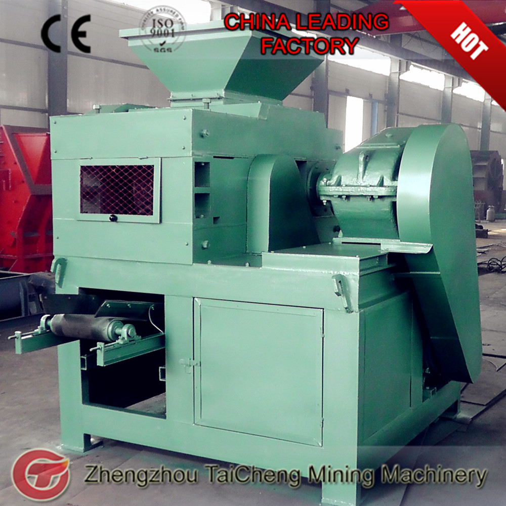 Coal powder briquetting machine/charcoal ball press machine