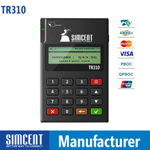 EMV PCI Bank card reader Mpos payment terminal