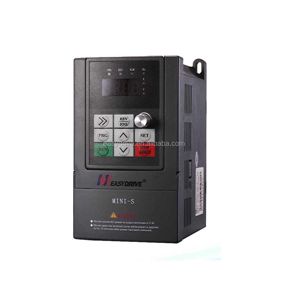 AC Variable Frequency Inverter/VFD/Low Cost Variable Frequency Drive