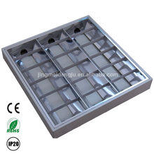 Fluorescent Grid Lamp t8 Grille Light T8 Aluminium Grid