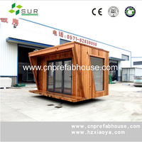 Prefab Ocean-shipping 20ft Container House