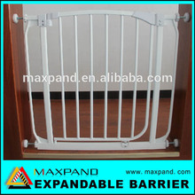 Metal Easy Handle Expandable Dog Gate Indoor