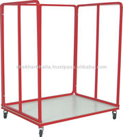 Gym Mat Cart / Sports Equipment Cage / Trolley