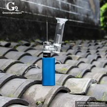 Greenlightvapes portable herbal vaporizer 510nail dab tool with glass pipes