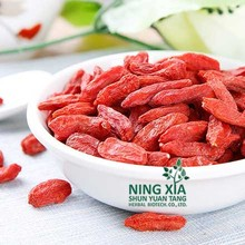 china organic dried goji berry