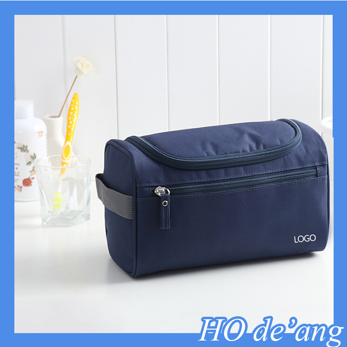 Hogift Large-capacity men's wash bag bathroom hook toilet bag