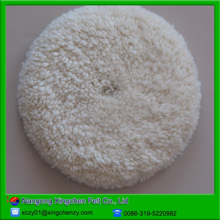 3M supplier double side wool polishing pad