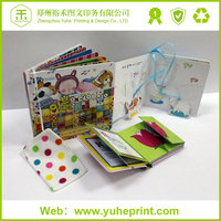 China wholesale printing service vendor thin fancy comic book printing paper