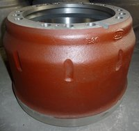 Producing By Order!!!! BENZ Trailer Brake Drum(Heavy Duty)
