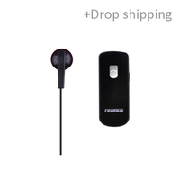 music Wireless Bluetooth earphone with mic with drop shipping service-skype: colsales09