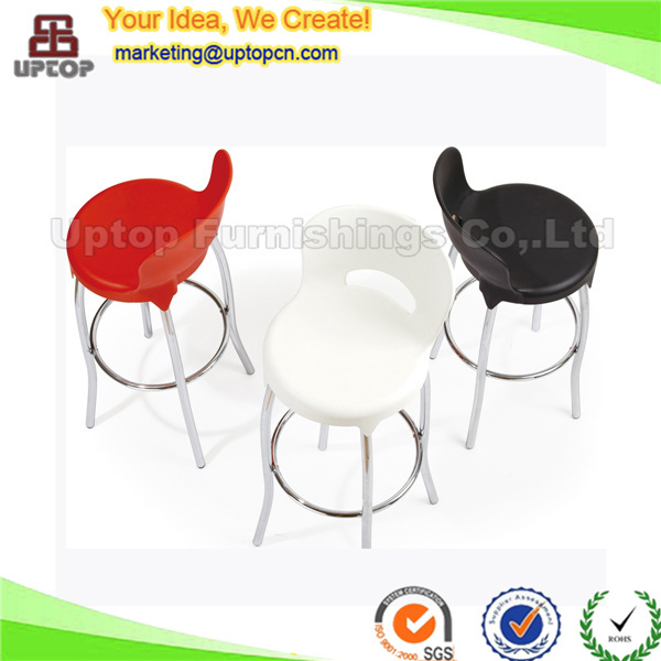 (SP-UBC321) height adjustable metal ABS bar stools wholesale