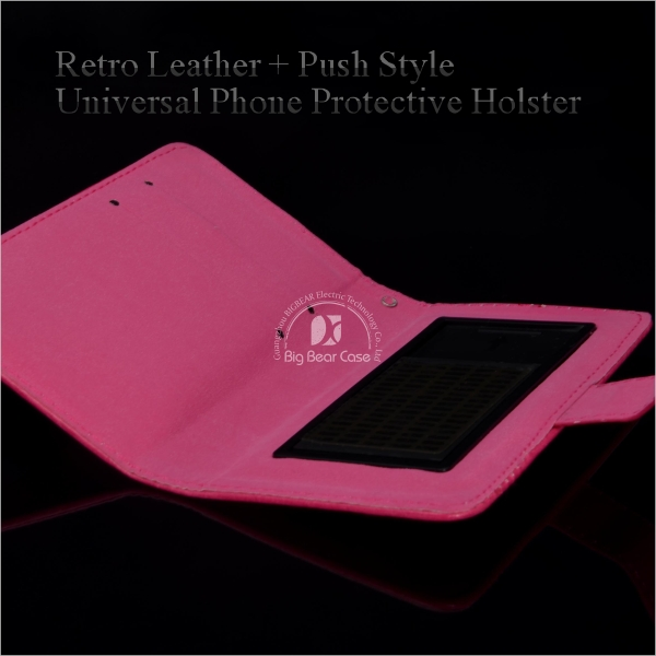 flip leather case for lg e400 optimus l3