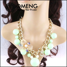 High End Fashion Jewelry Foreign Brand Ladies Sweet Ball Chain Necklace