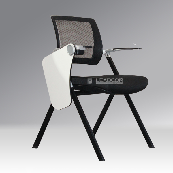 Leadcom student chair with folding tablet LS-5068
