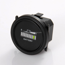 12V 24V 36V 48V 72V Electric Car Storage Battery Charge Discharge Indicator