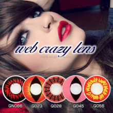 Cat Eye Hot Sale Cheap Crazy Contact Lens Halloween Party Contact Lenses