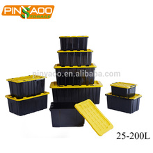 25L-200L Widely Used Rectangle Wholesale Durable Portable Tool Box