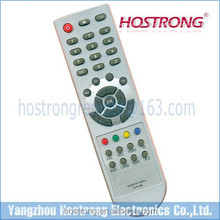 Nice design promotional remote controller use for satellite receiver HIVION