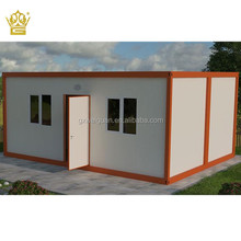 Light steel prefab house mobile kitchen container with bathroom luxury modular homes
