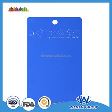 Epoxy Polyester Blue Smooth Surface Powder Coating For the Metal Paint