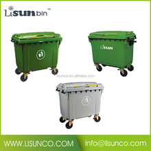 Environmental material best selling dustbin with cover