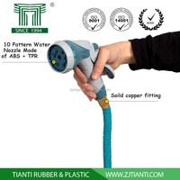 10 functions dulex hose nozzle garden spray gun