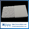 Alumina ceramic disc honeycomb filter plate for precision casting