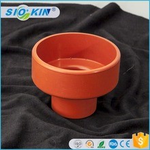 Customize silicone rubber insulation silicone rubber sleeve 600v