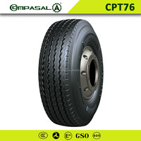 Chinese factory tyre New brand COMPASAL truck tyre 385/65R22.5 tire wholesale good price