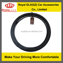 China Shrink Car Steering Wheel Cover Heated Steering Wheel Cover
