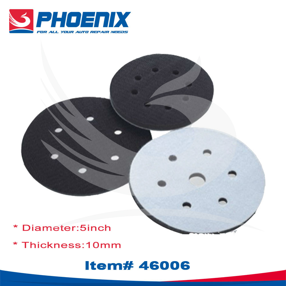 46006 5inch 10mm Soft Interface Pad