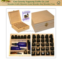 Wholesale Cheap Essential Oil Box- Popular Carrying Case Makes a Great Gift, Customize for Storage of Any Size Bottles