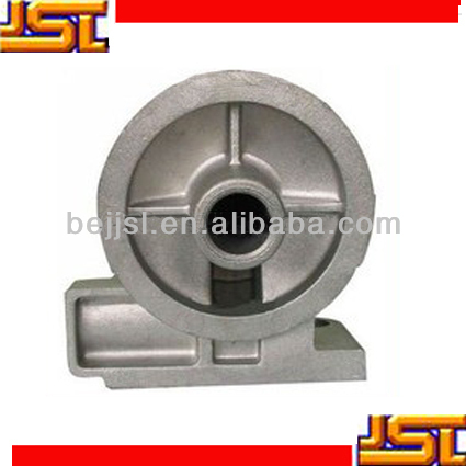Precision casting agriculture machinery part