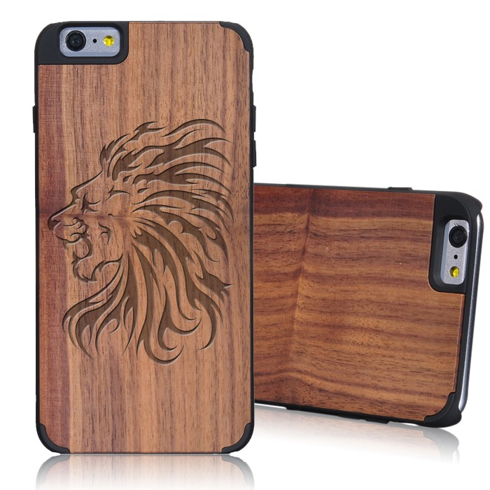 Trade Assured Supplier Zebra Wood Mobile Cases And Covers