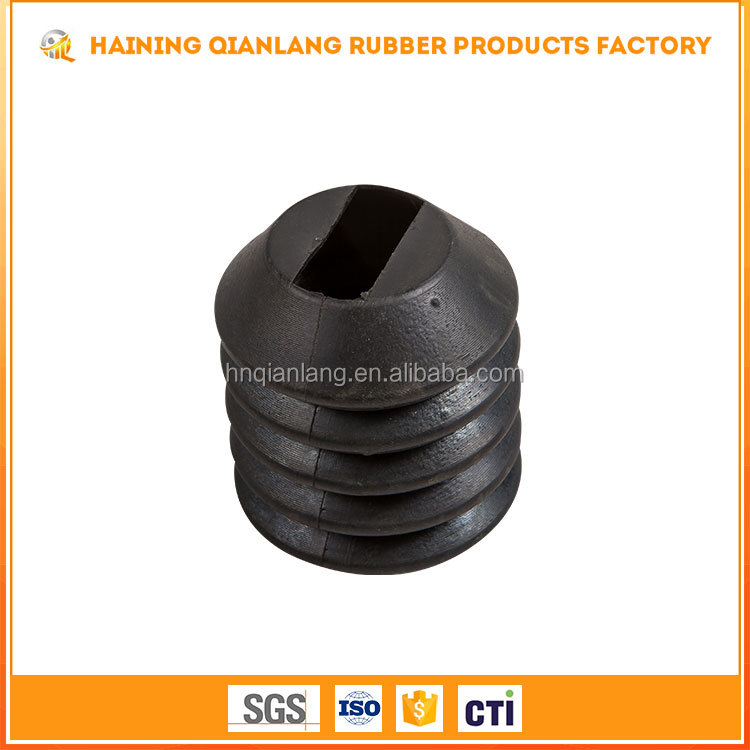 Wide Varieties Heat Resistant Flexible Silicone Rubber Bellows Seal