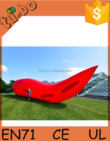 custom advertising giant inflatable pepper model/inflatable fruit/inflatable vegetable for advertising