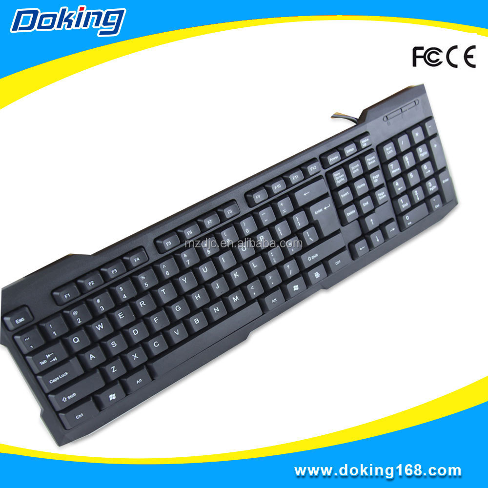 New design newest mouse gaming keyboard