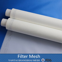 25 micron filter mesh rolls fine polyester nylon screen