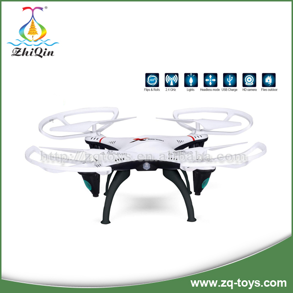 4Channel 2.4G rc camera drone helicopter for sale